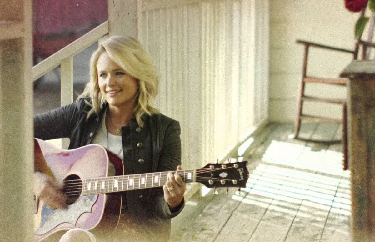 Miranda Lambert Roots and Wings Music Video and Lyrics
