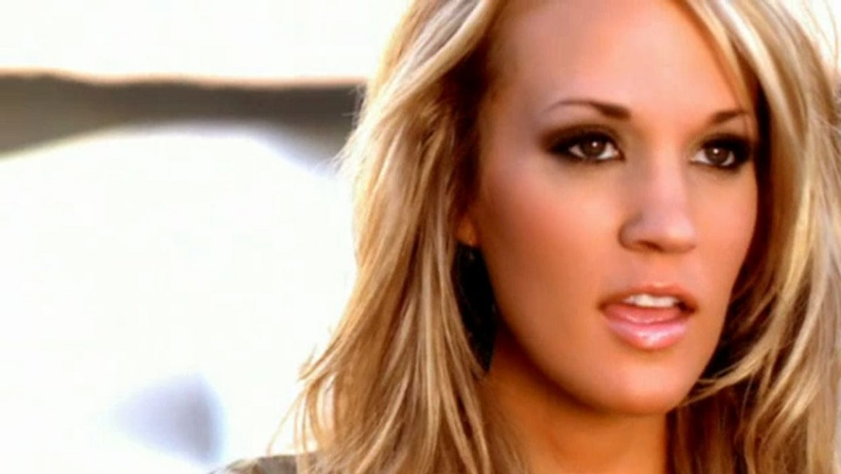 Carrie Underwood So Small Lyrics and Music Video