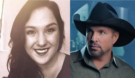 Hear Garth Brooks Daughter Sing Randy Travis Three Wooden Crosses