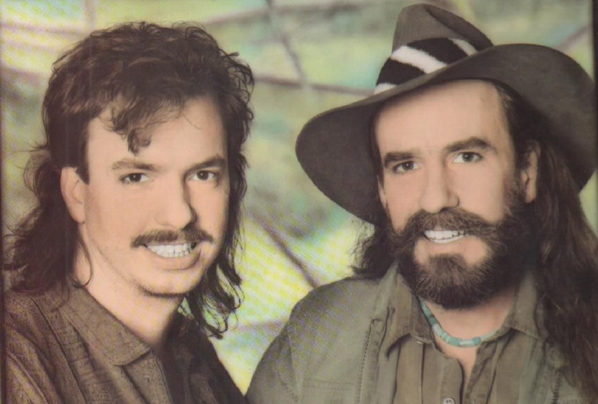 "The Bellamy Brothers' ""Country Rap"" song"