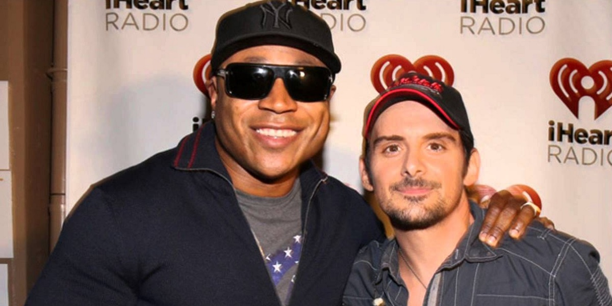 "Brad Paisley's ""Accidental Racist"" with LL Cool J"