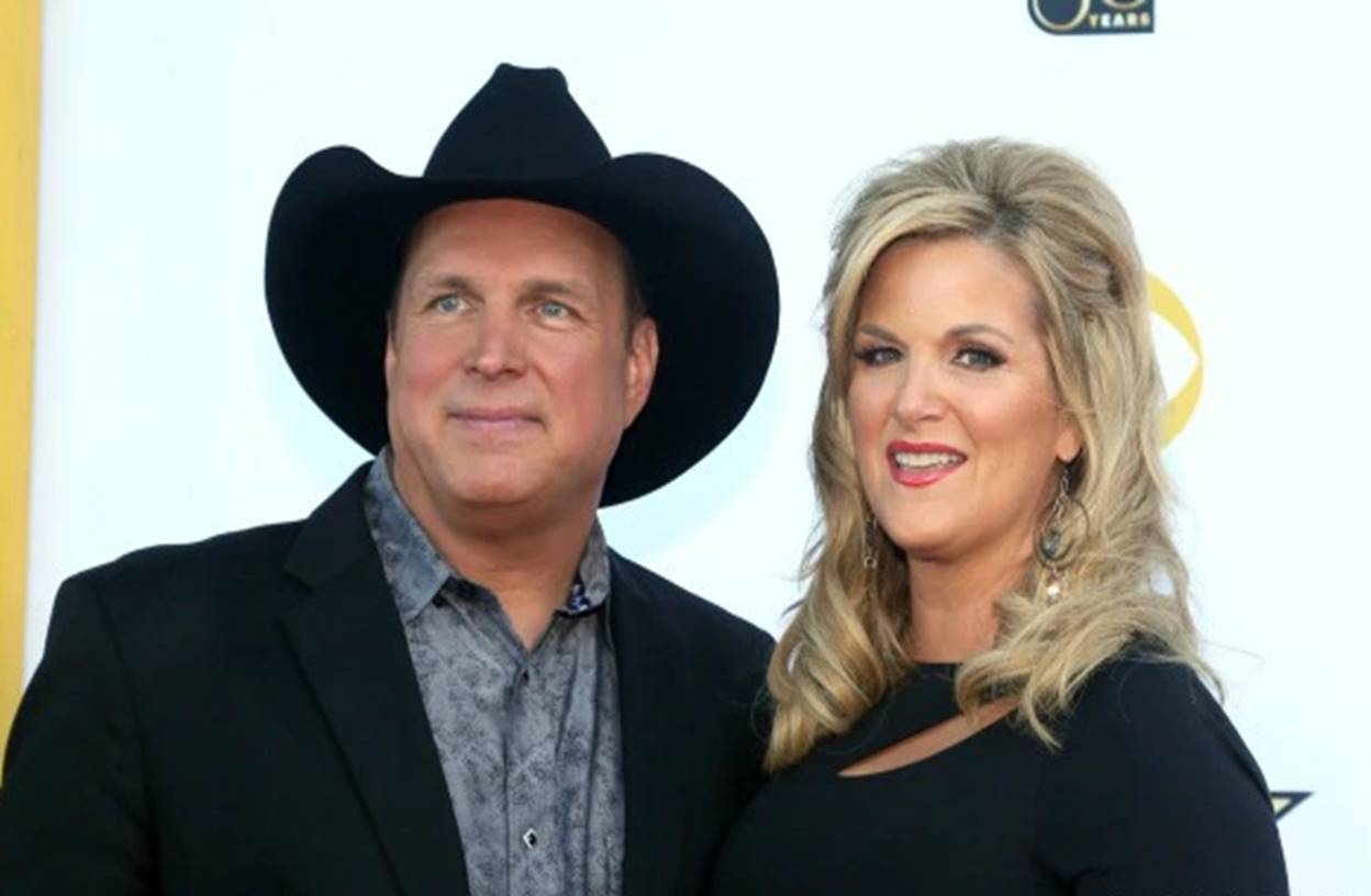 garth brooks & trisha yearwood give insight into marriage and