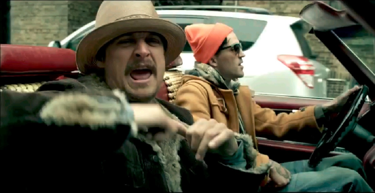 Yelawolf Let's Roll featuring Kid Rock