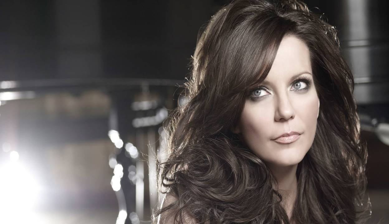 martina mcbride life advice