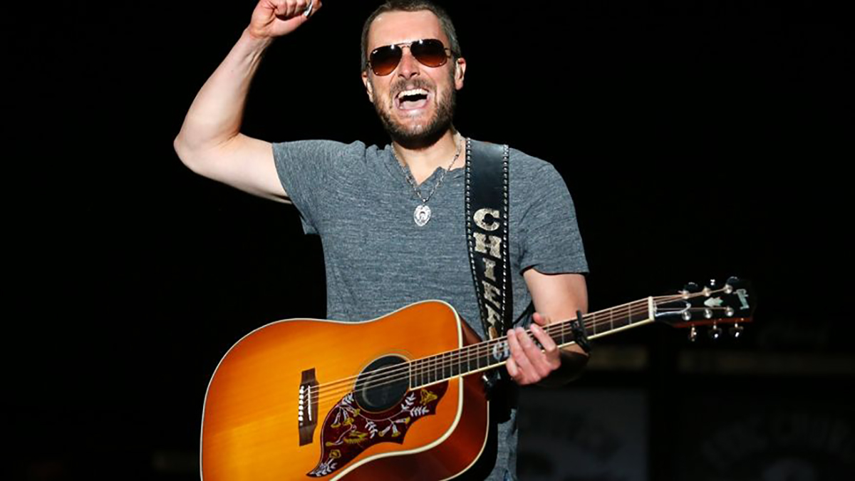 Eric Church's New Furniture Line Is Available NOW!