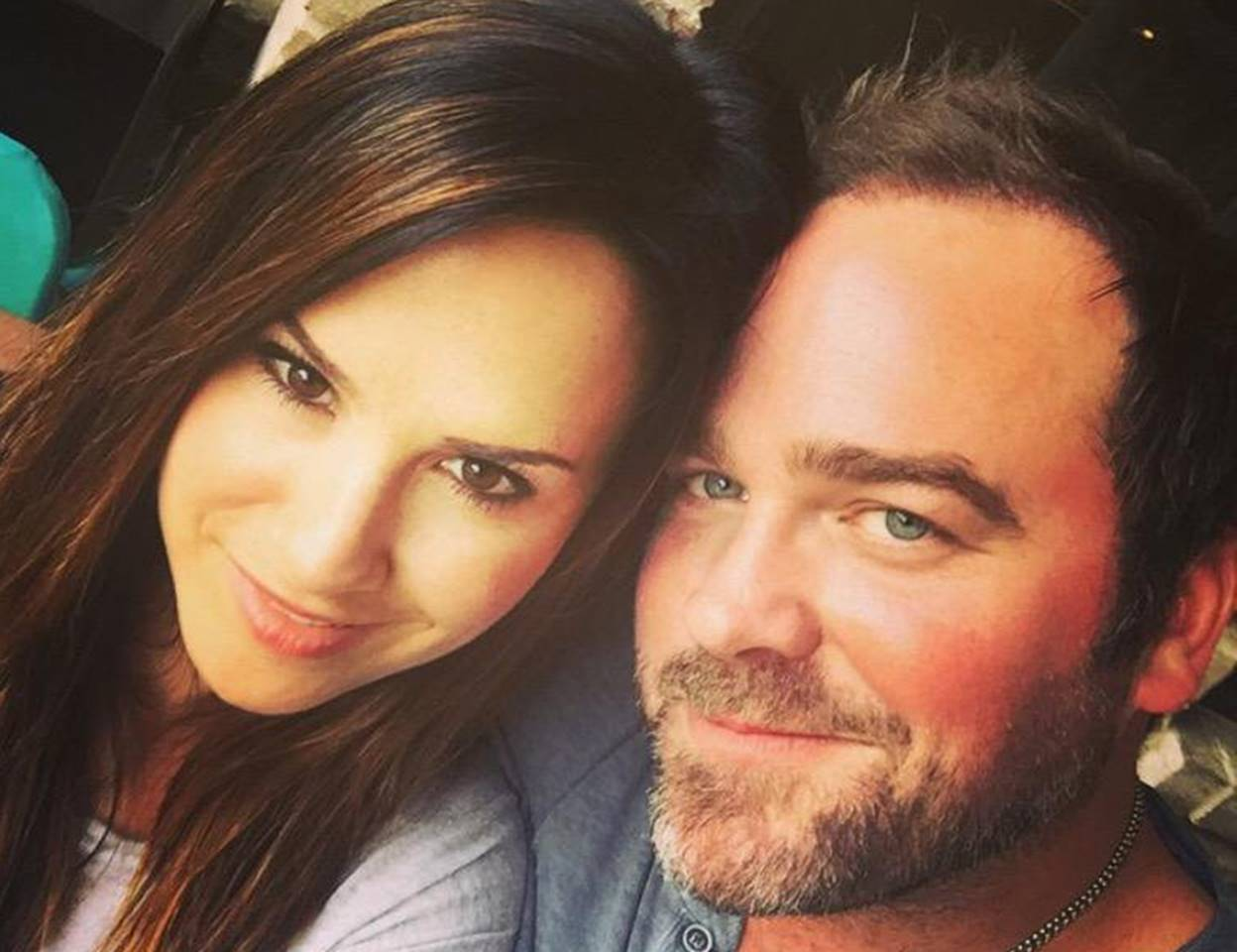 lee brice and wife