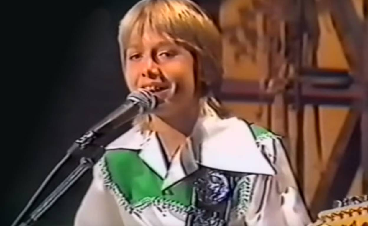 keith urban as a child