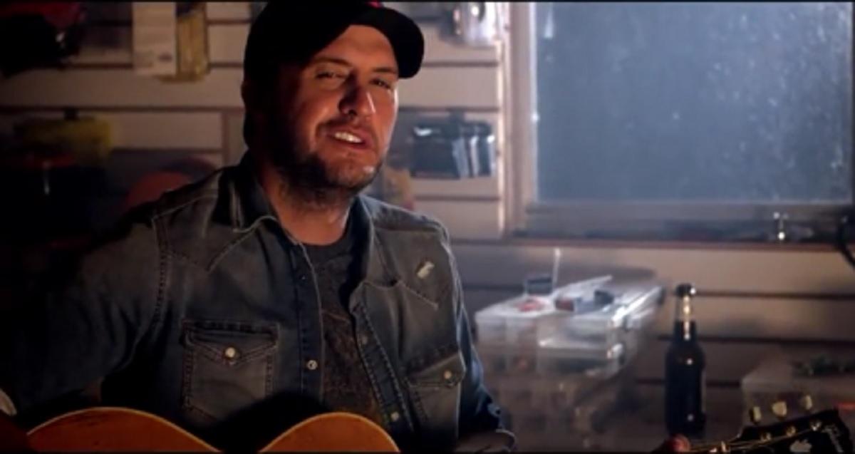 """Luke Bryan """"Move"""" Music Video"""