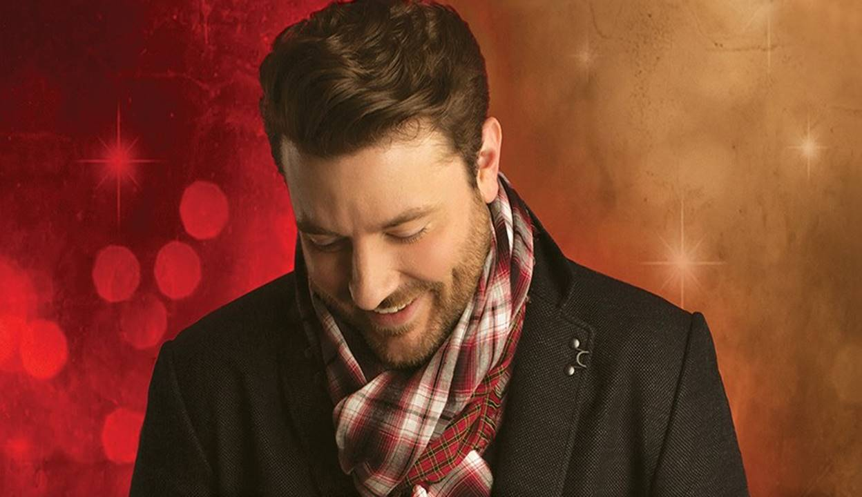 chris young sets christmas album release date