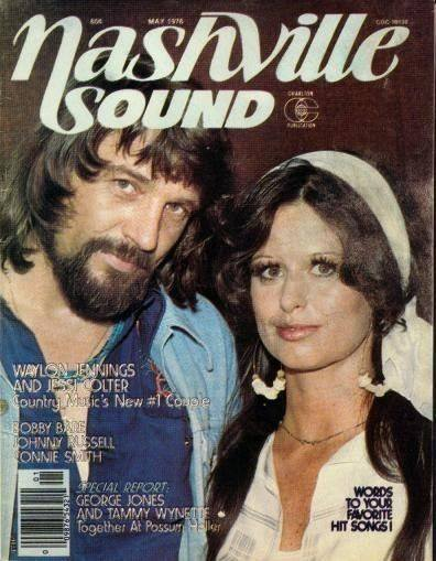waylon jennings and jessi colter on nashville sound cover
