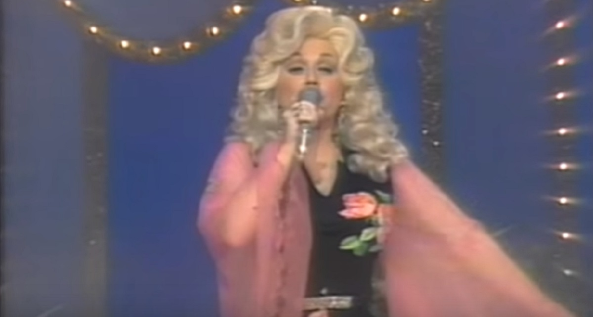 Dolly Parton Love Will Keep Us Together