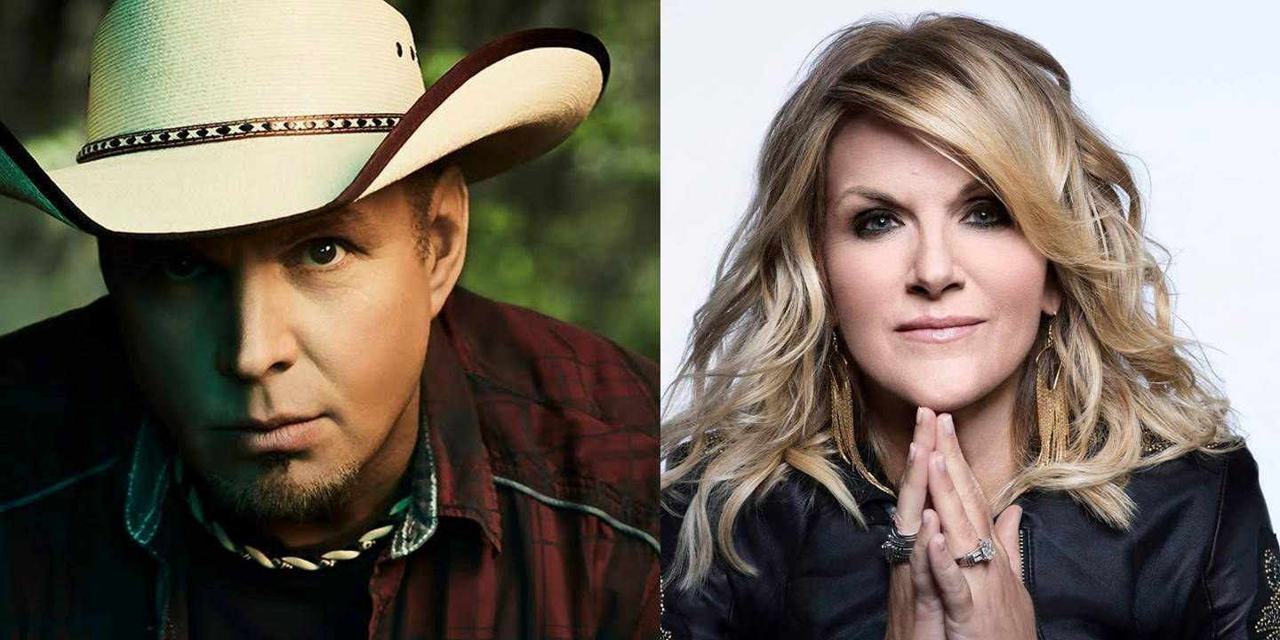 garth brooks and trisha yearwood christmas album