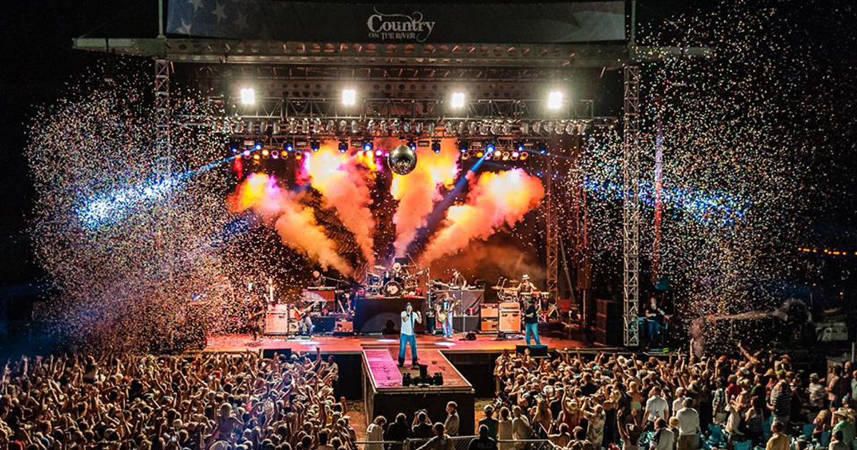 Country on the River: The Ultimate Country Music Party