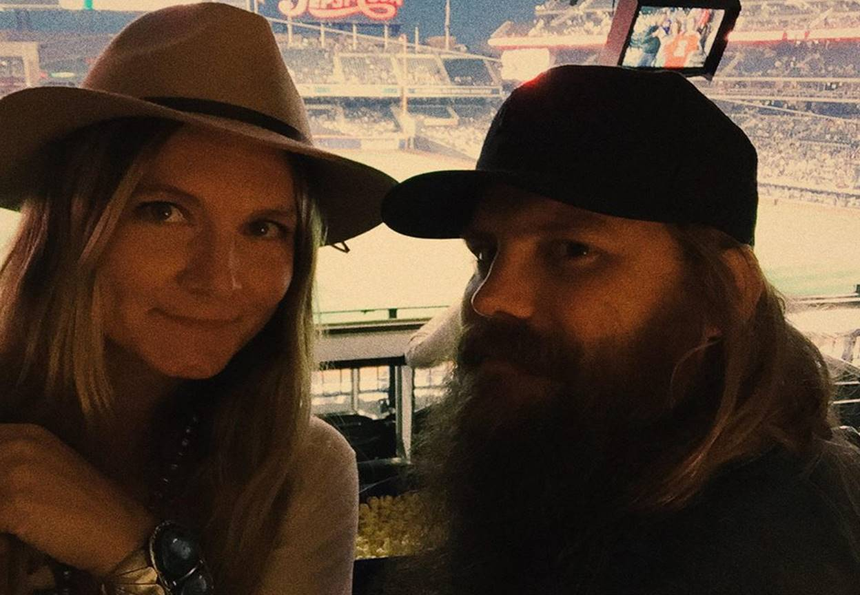 chris stapleton wife morgane