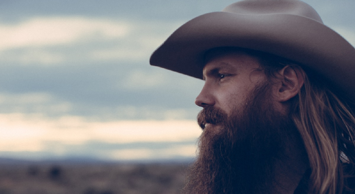 Chris Stapleton Fire Away