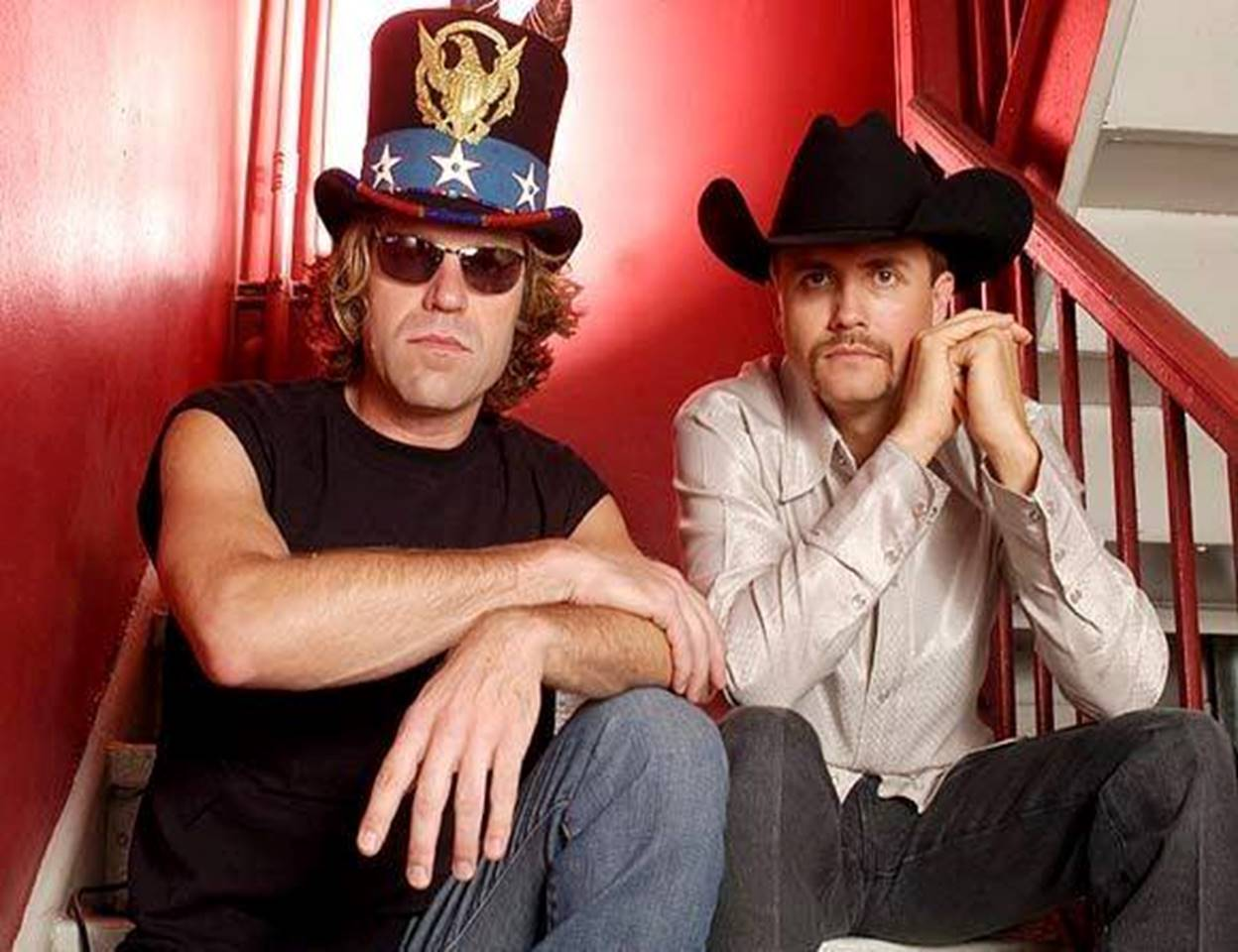 big and rich save a horse ride a cowboy