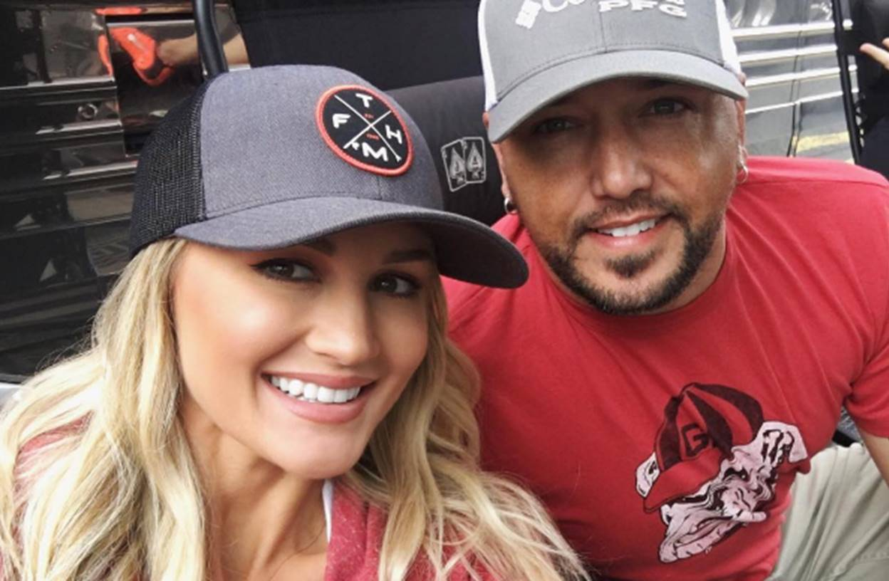 Inside Jason Aldean and Wife Brittany Kerr's Musical Road Trip