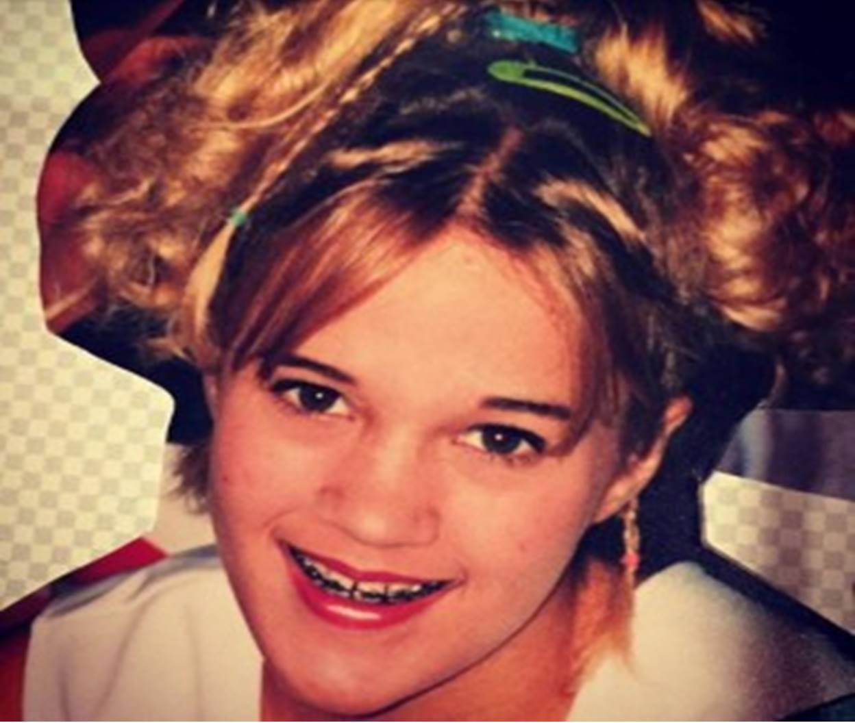 13-year-old Carrie Underwood