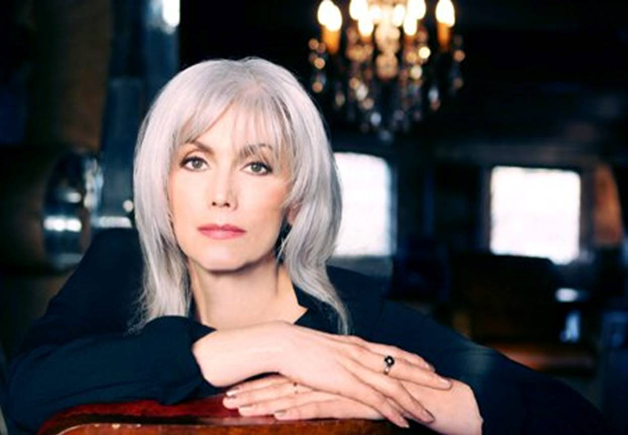 emmylou harris world tour