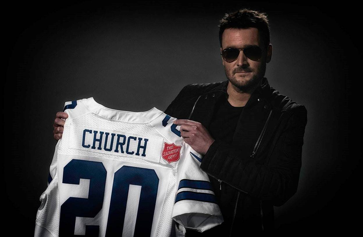 eric church dallas cowboys