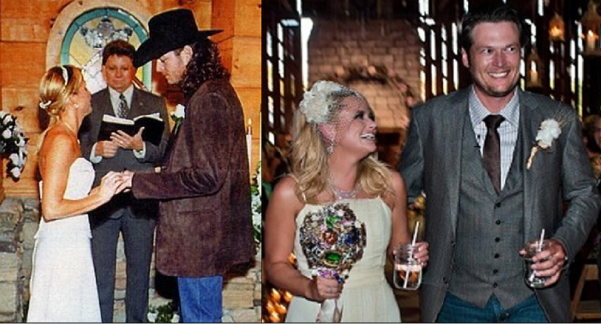 Blake Shelton Ex Wives