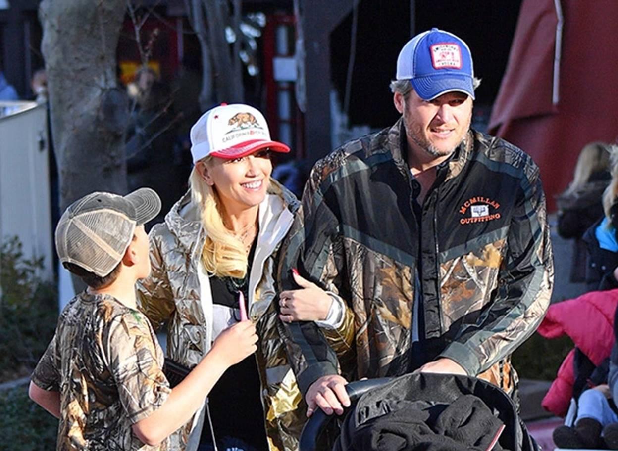 Blake Shelton & Gwen Stefani's Sons