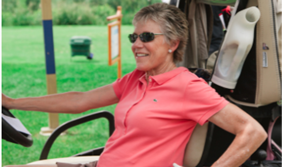 Anne Murray Charity:   Fills Retirement Time