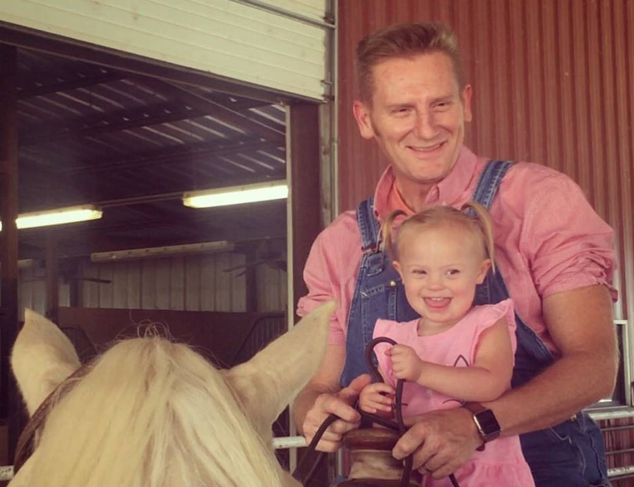 Rory Feek Shares How One Baby Changed Absolutely Everything