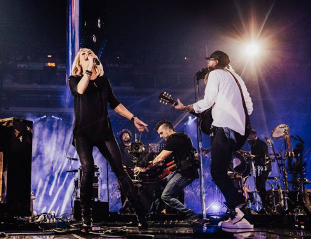 carrie underwood passion