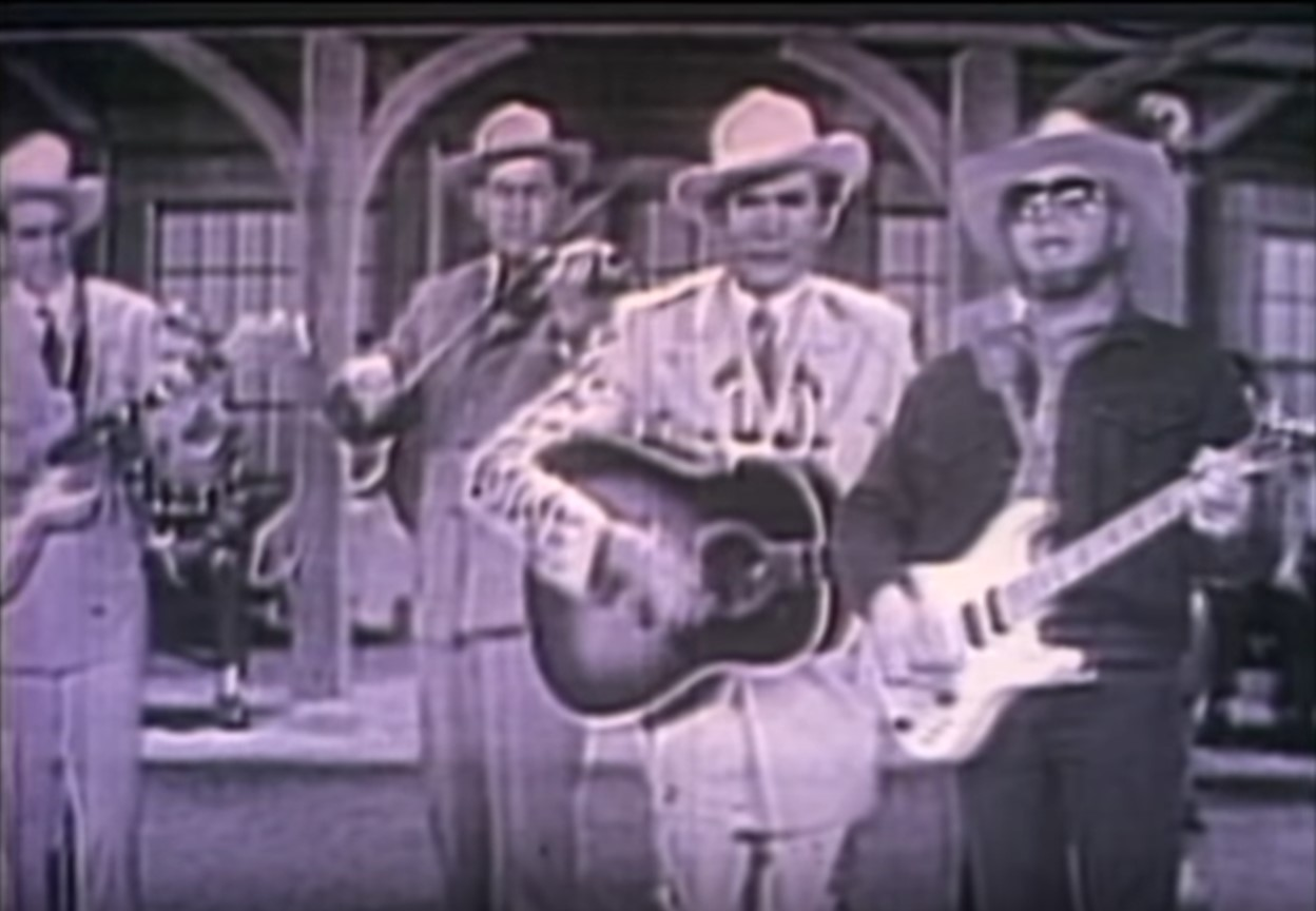 hank williams duet