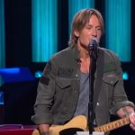 Keith Urban Blue Ain't Your Color
