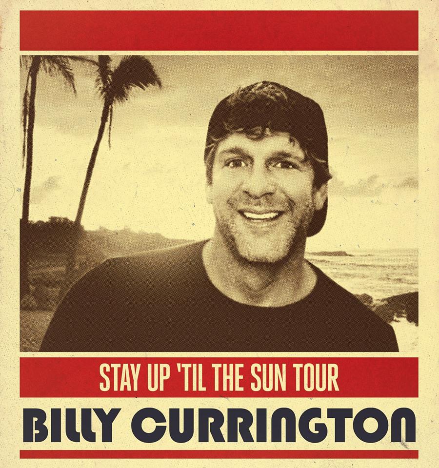 billy currington tour