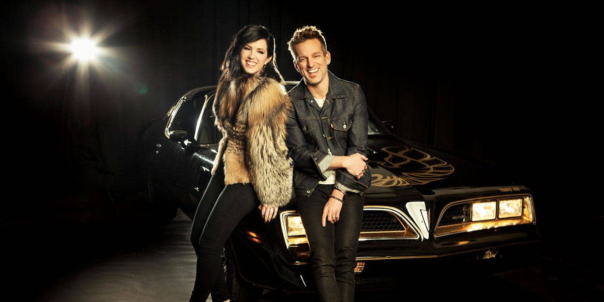 Get To Know Country Music Duo Thompson Square