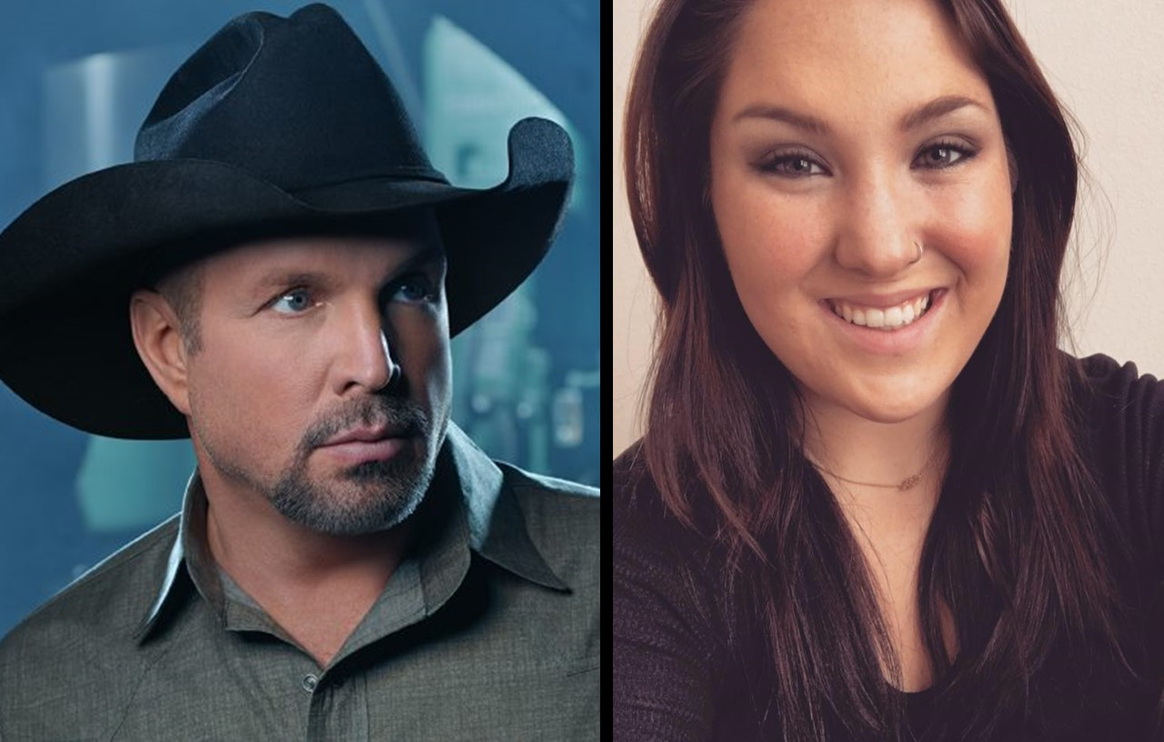 garth brooks, allie brooks