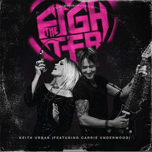 """keith urban """"the fighter"""""""