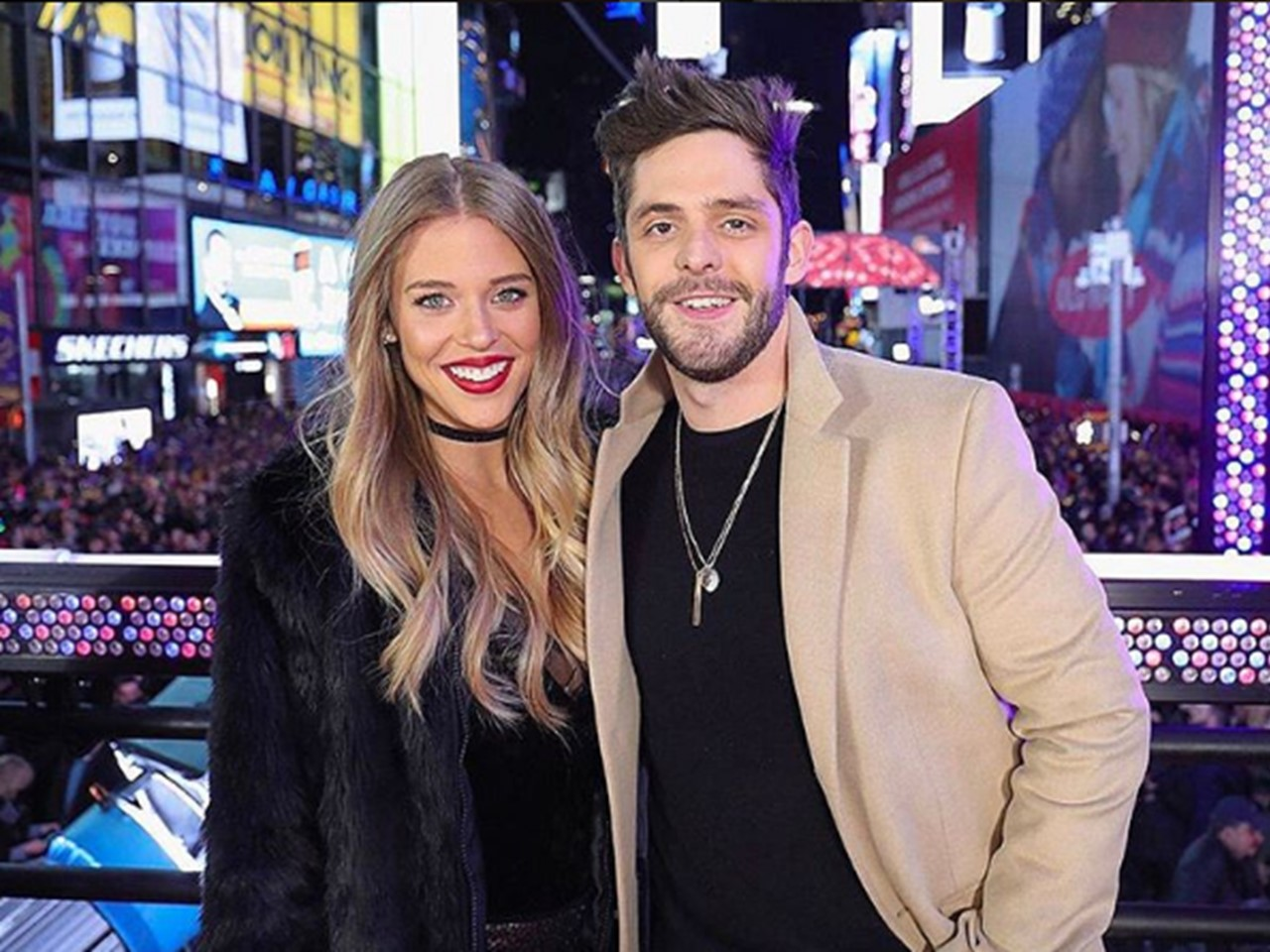 thomas rhett fatherhood
