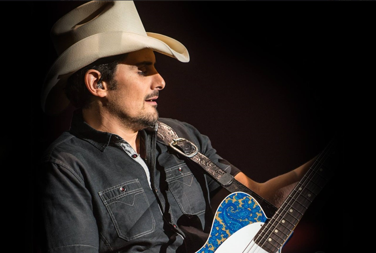 Brad Paisley Commercial