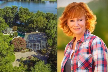 Reba McEntire's Former Home Is Approved for Wedding Venue! [PHOTOS]