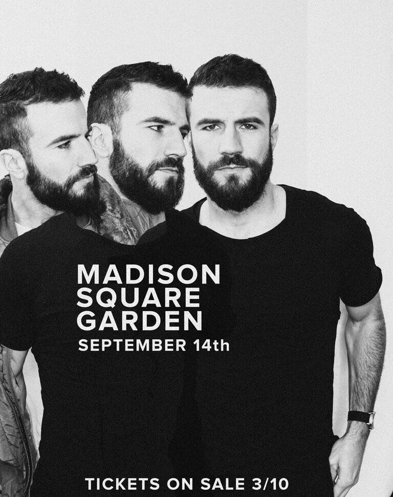 Sam Hunt Sets Record Adds Madison Square Garden Stop
