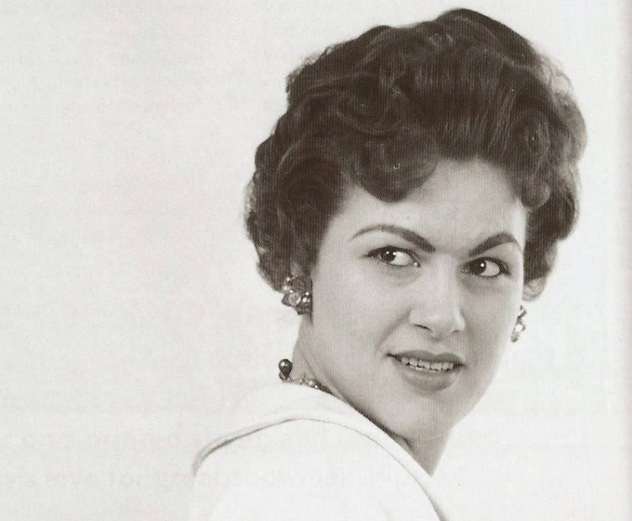 "patsy cline ""You're Stronger Than Me"""