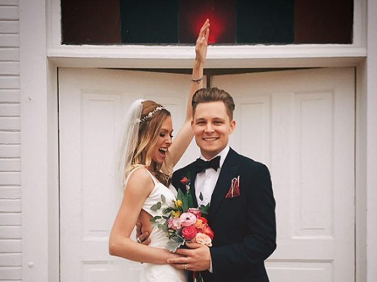 frankie ballard married