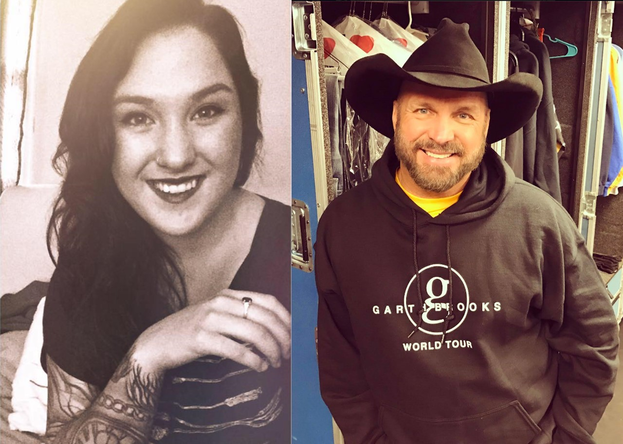 garth brooks allie brooks