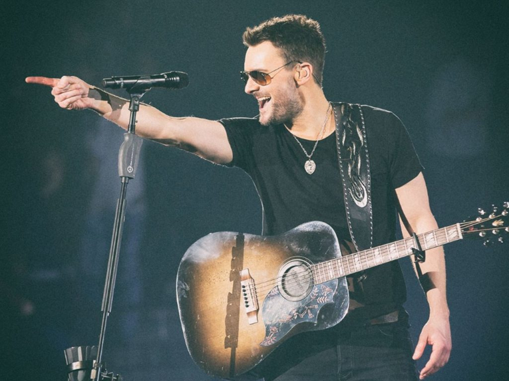 "eric church ""round here buzz"""