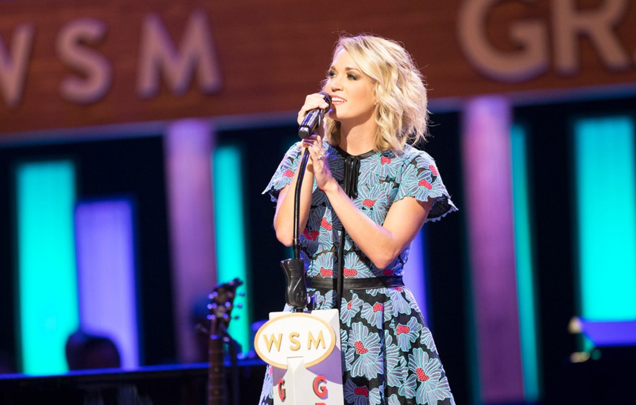carrie underwood universal music group