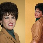patsy cline wax figure