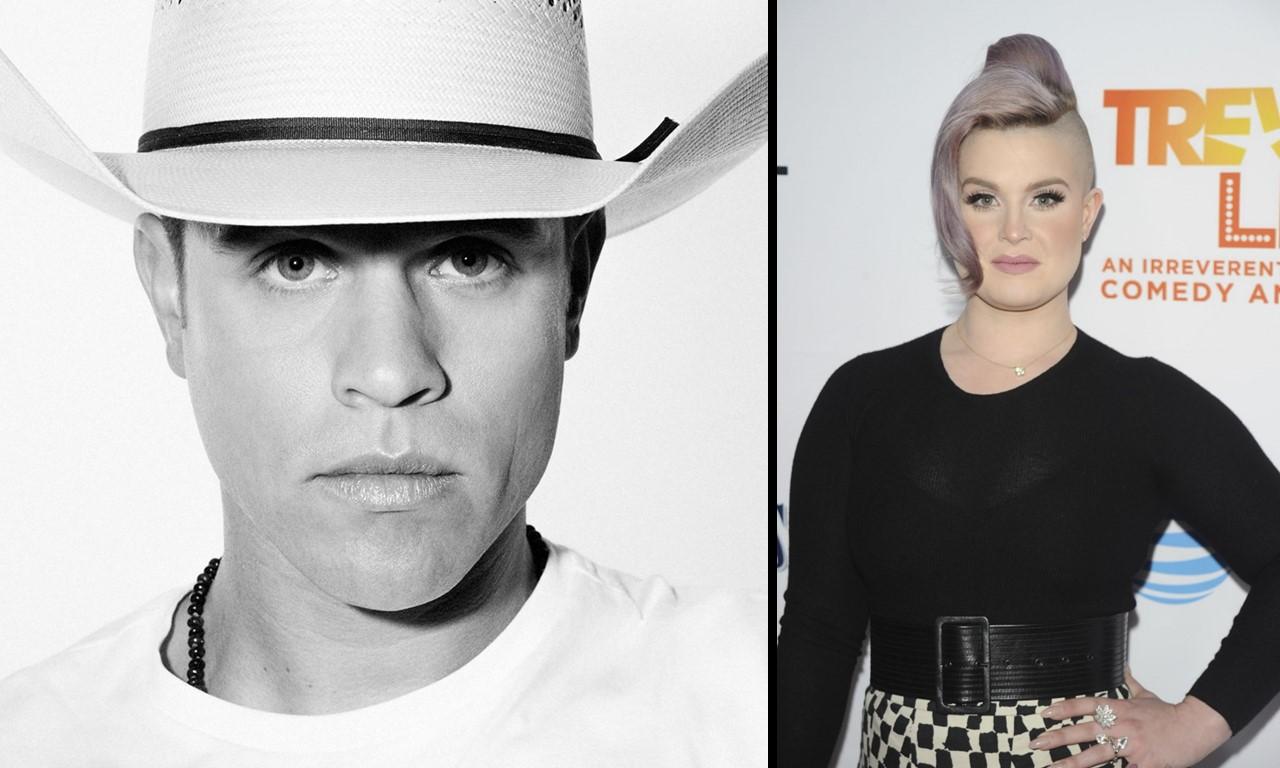 dustin lynch kelly osbourne