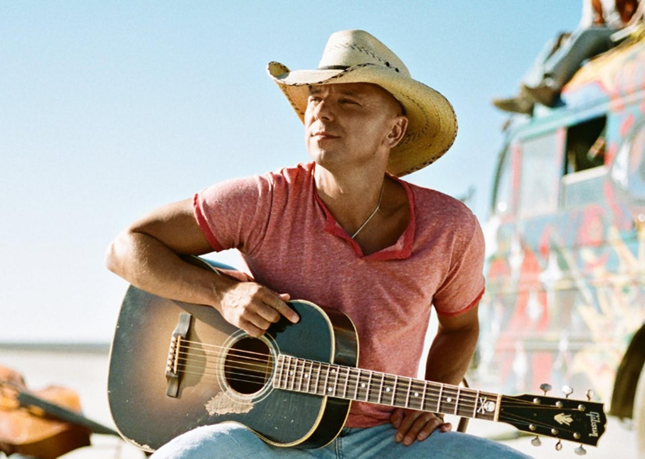 Kenny Chesney Summer Tour