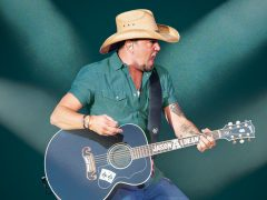 """Jason Aldean Releases New Book """"Family, Friends, and Fans"""""""