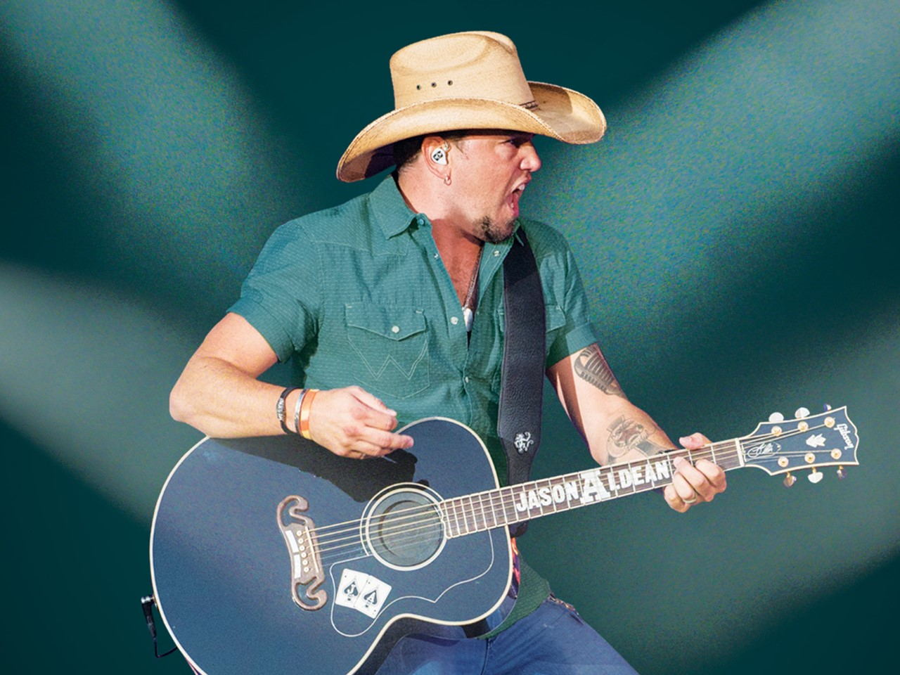 "Jason Aldean Releases New Book ""Family, Friends, and Fans"""