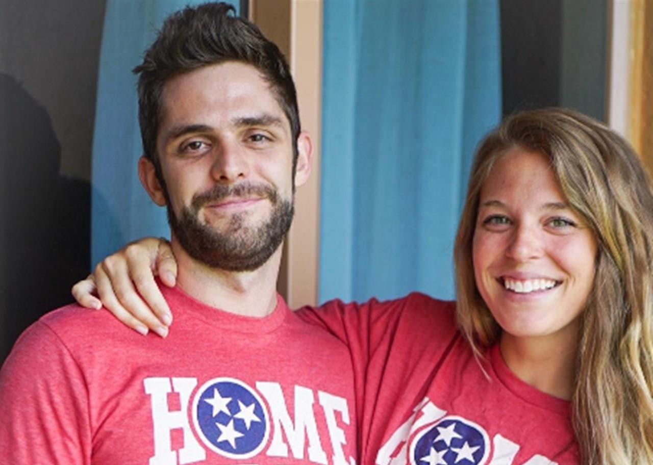 thomas rhett wife